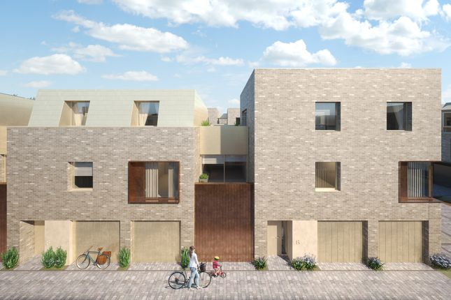Thumbnail End terrace house for sale in Athena Sales & Marketing Suite, Eddington Avenue, Cambridge