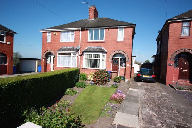 Thumbnail Semi-detached house for sale in Curzon Road, Burslem, Stoke-On-Trent