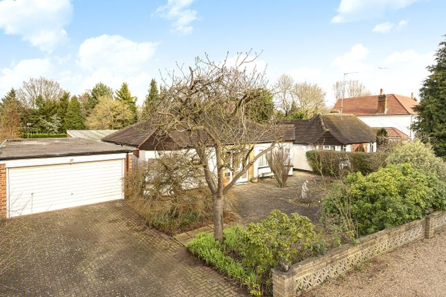 Thumbnail Detached bungalow for sale in Sweetmans Avenue, Pinner
