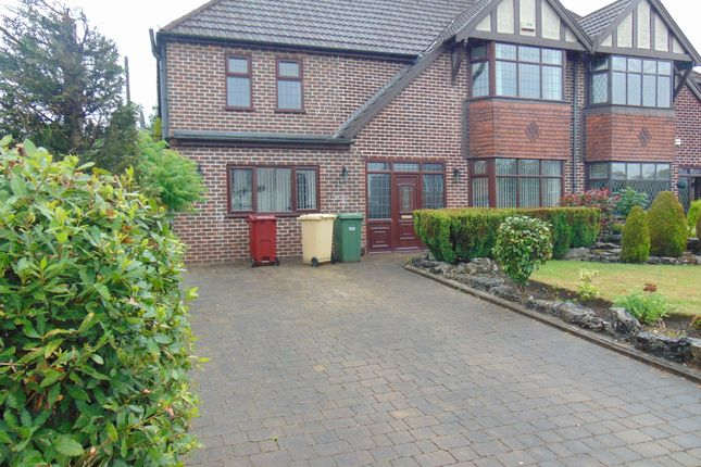 Thumbnail Semi-detached house to rent in Bolton Road, Bolton
