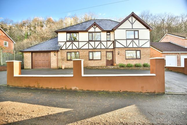 Thumbnail Detached house for sale in Lon Stephens, Taffs Well, Cardiff