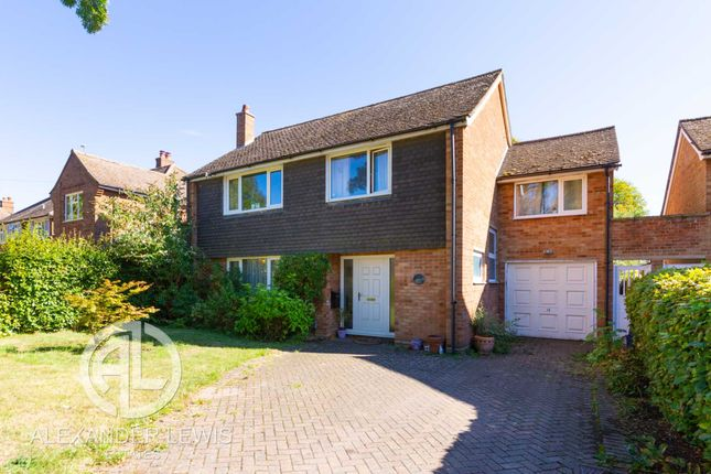 Thumbnail Detached house for sale in Willian Way, Letchworth Garden City