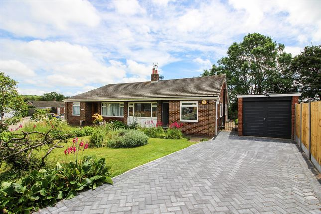 Thumbnail Semi-detached bungalow for sale in Ford Close, Bridge, Canterbury