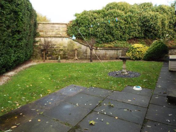 Rear Garden of Edward Street, Bamber Bridge, Preston, Lancashire PR5