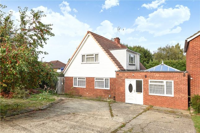 Thumbnail Detached house for sale in Duncan Drive, Guildford, Surrey