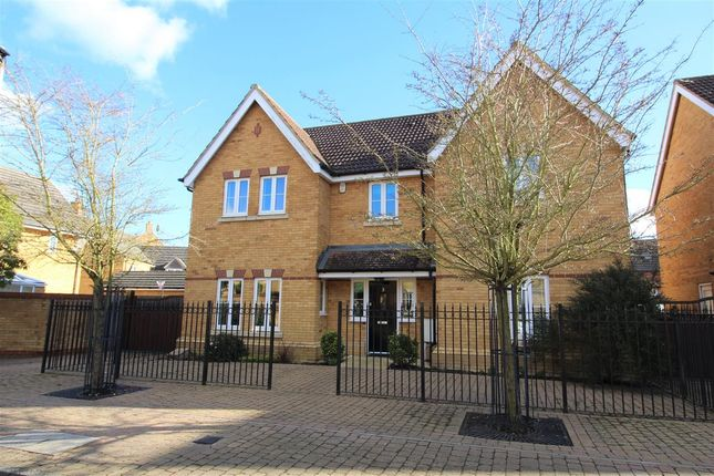 Thumbnail Detached house for sale in Tydeman Close, Bedford