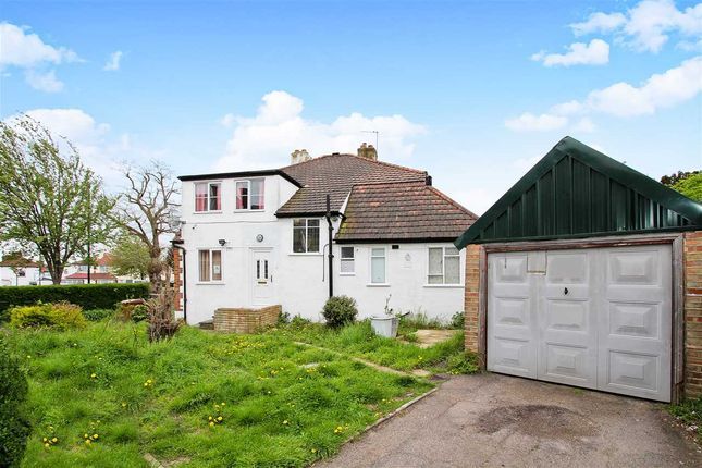 Thumbnail Semi-detached house for sale in Cotman Gardens, Edgware