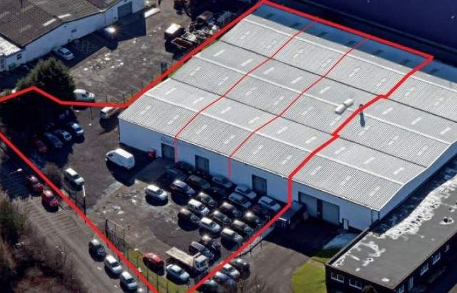 Thumbnail Light industrial to let in 7B Pentland Industrial Estate, Loanhead