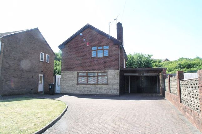 Thumbnail Detached house to rent in Cole Street, Dudley
