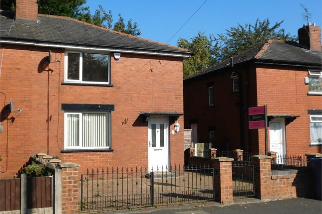 Thumbnail Semi-detached house to rent in Borough Avenue, Radcliffe, Manchester