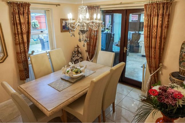 Dining Room of Quarries Way, Kirkby-In-Ashfield NG17