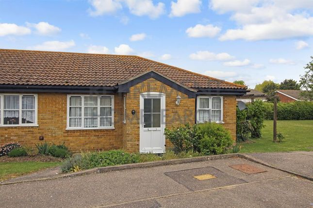 Thumbnail Bungalow for sale in Rosery Mews, Frinton-On-Sea