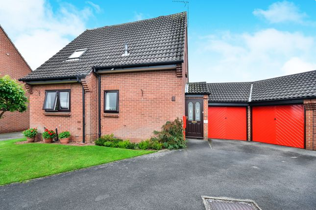 Thumbnail Detached bungalow for sale in Lawn Close, Heanor