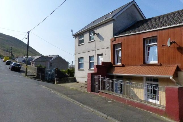 Thumbnail Terraced house for sale in John Street, Nantymoel, Bridgend, Bridgend County.