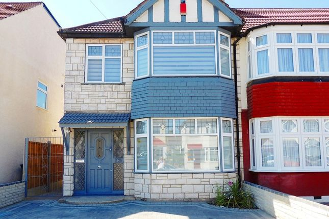 End terrace house for sale in New Park Avenue, Palmers Green