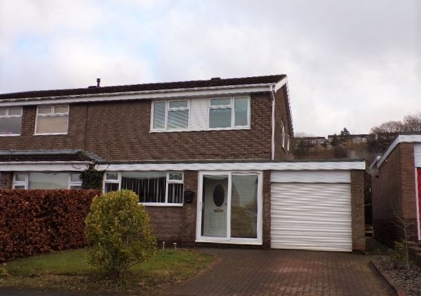 Thumbnail Semi-detached house for sale in Castle Road, Prudhoe