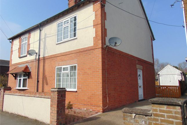 Thumbnail Semi-detached house to rent in Park Street, Winterton, Scunthorpe