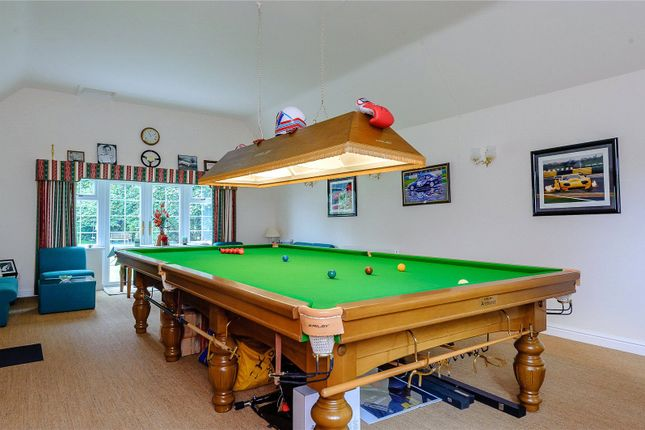 Snooker Room of Nayland Road, Leavenheath, Colchester CO6