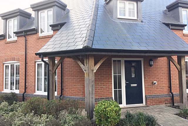 Thumbnail Cottage for sale in (Plot 44) 30 Polo Drive, Cawston, Rugby, Warwickshire