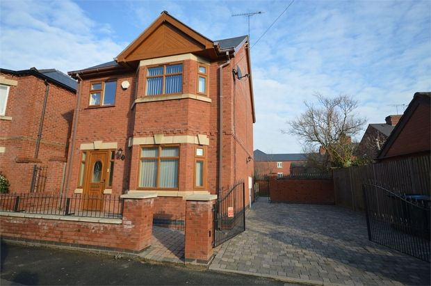 Thumbnail Detached house for sale in Arden Street, Earlsdon, Coventry, West Midlands