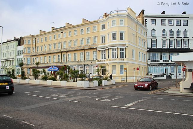 Thumbnail Flat to rent in Carlisle Parade, Hastings