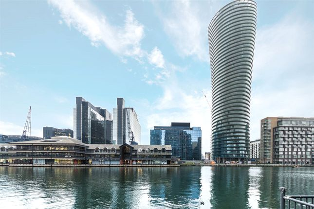 2 bed flat for sale in Arena Tower, Canary Wharf, London