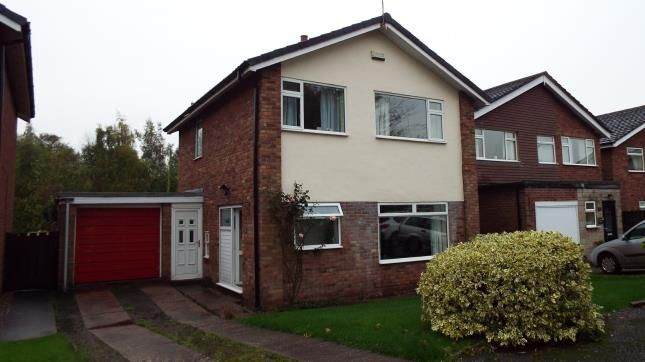 Thumbnail Detached house for sale in Baddiley Close, Baddiley, Nantwich, Cheshire