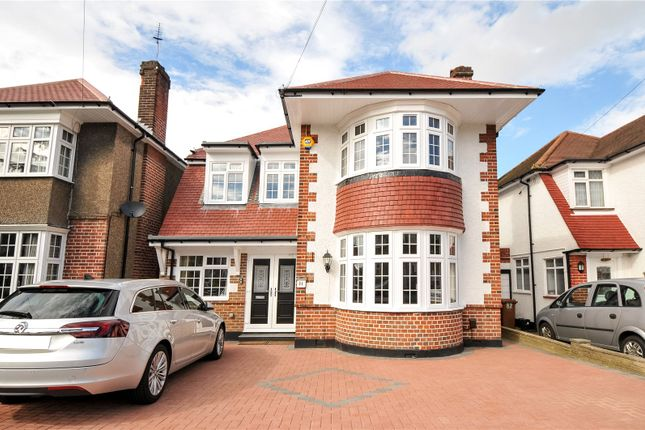 4 bed detached house for sale in Chester Drive, Harrow