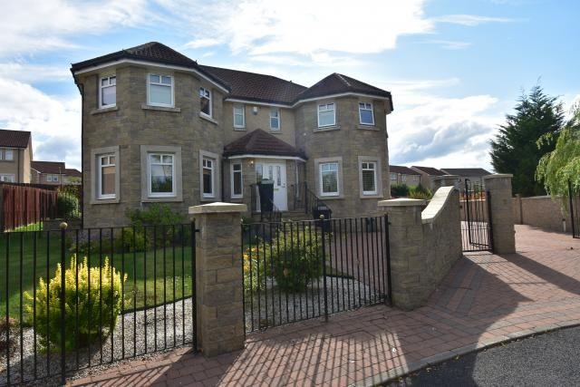 Thumbnail Detached house for sale in 7 Seafar Drive, Kelty