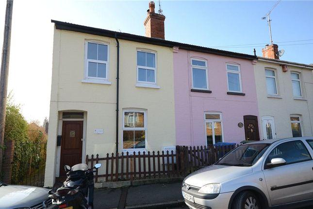 Thumbnail End terrace house for sale in Sandford Road, Aldershot, Hampshire