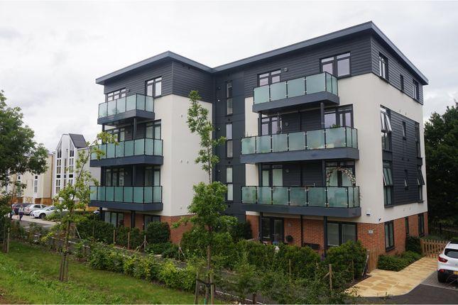 Thumbnail Flat for sale in Campion Close, Ashford