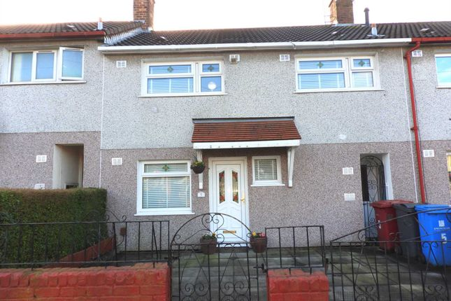 Thumbnail Terraced house for sale in Westhead Avenue, Kirkby, Liverpool