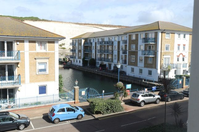 Thumbnail Flat for sale in Britannia Court, Brighton Marina Village, Brighton