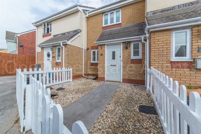 Thumbnail Terraced house for sale in Churchwood, Griffithstown, Pontypool