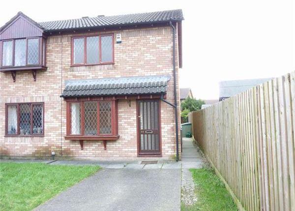 Thumbnail Semi-detached house to rent in Silverton Drive, Llantrisant