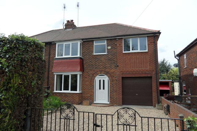 Thumbnail Semi-detached house for sale in Tenter Balk Lane, Adwick-Le-Street, Doncaster