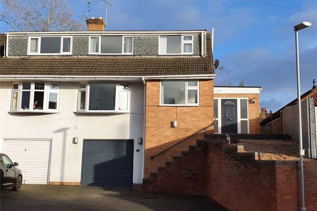 Thumbnail Semi-detached house for sale in Enville Road, Kinver, Stourbridge