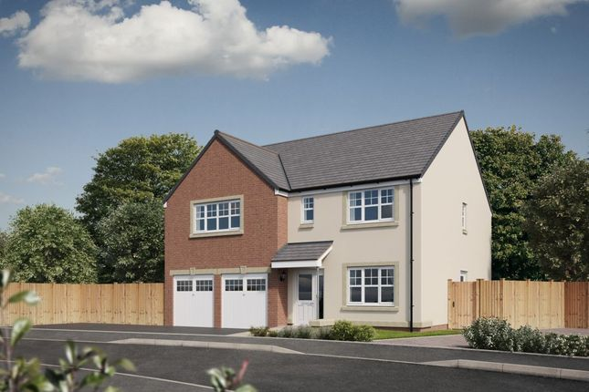 Thumbnail Detached house for sale in Plot 17 St Andrews, Shillingworth Place, Bridge Of Weir