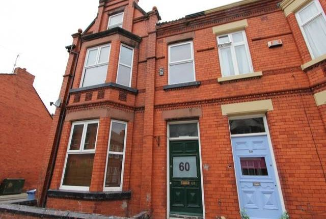 Thumbnail Shared accommodation to rent in Aigburth L17, Liverpool,