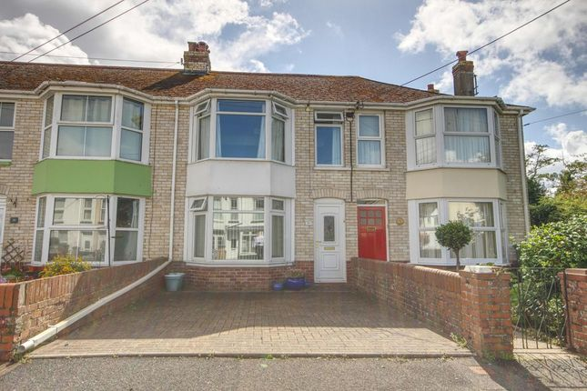 3 bed terraced house for sale in Stanhope Terrace, Bideford EX39