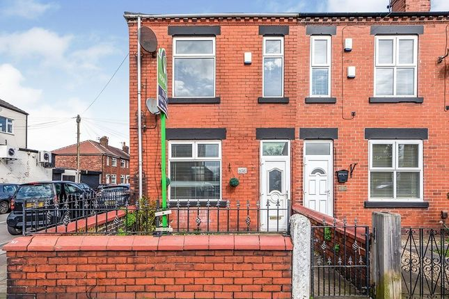 Thumbnail Terraced house to rent in Manchester Road, Wardley, Swinton, Manchester