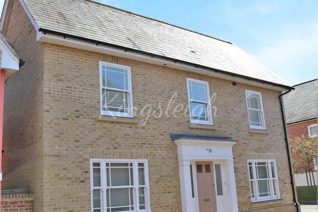Thumbnail Detached house for sale in Kiln Lane, Manningtree, Essex
