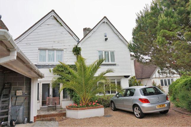 Thumbnail Detached house for sale in Park Drive, Felpham