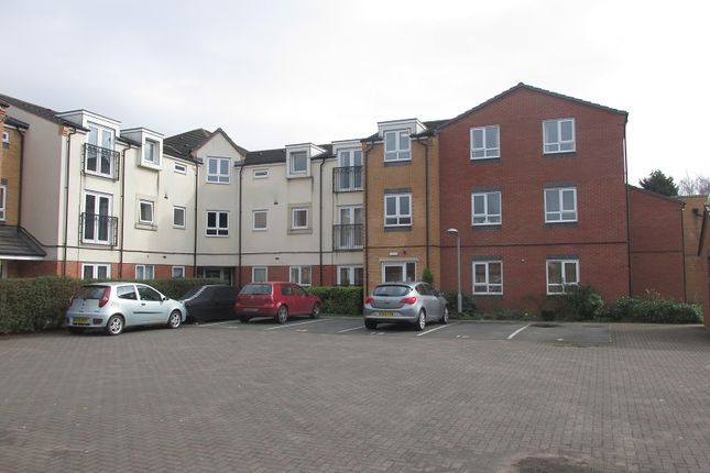 Thumbnail Flat for sale in Howell Mews, Wolseley Road, Rugeley