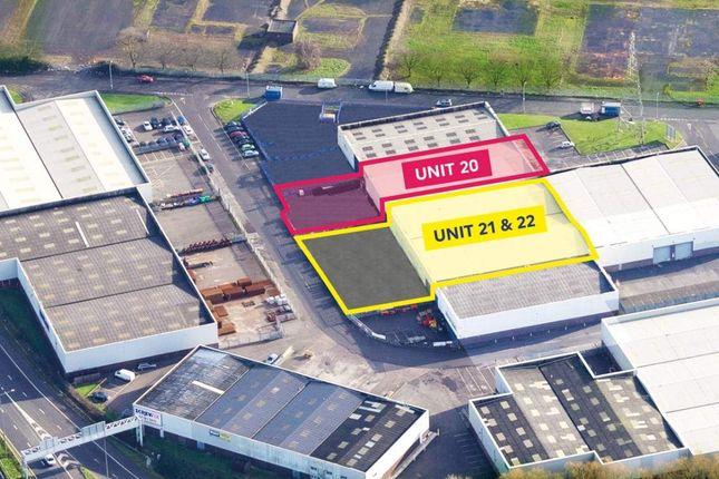 Thumbnail Industrial to let in Unit 21-22 Combined, Atlantic Way, Avonbridge Trading Estate, Bristol