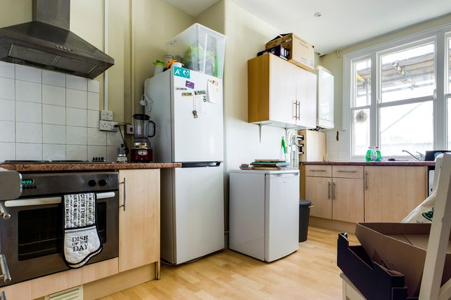 Kitchen  of Brunswick Place, Hove BN3