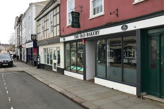 Thumbnail Restaurant/cafe to let in Fore Street, Totnes