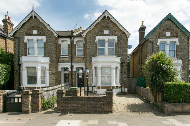 Thumbnail Flat to rent in Greyhound Lane, London