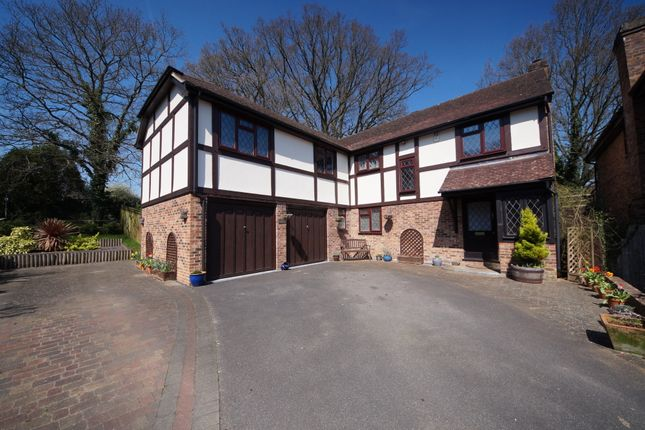 Thumbnail Detached house for sale in Bow Field, Hook