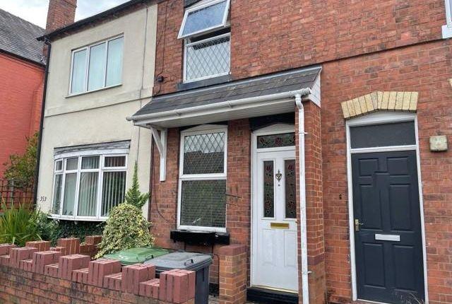 Thumbnail Property to rent in Hurcott Road, Kidderminster
